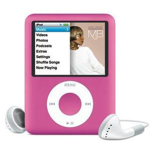 Ipod Nano 8GB - Pink