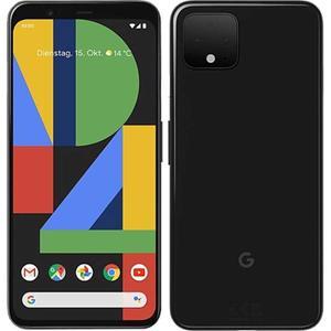 Google Pixel 4 128GB - Musta - Lukitsematon