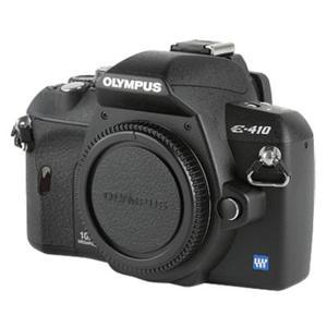 Spiegelreflexkamera Olympus E-410 - Schwarz + Objektiv Olympus Zuiko Digital 14-42mm f/3.5-5.6 ED + Objektiv Olympus M.Zuiko Digital ED 40-150mm F4-5.6 R