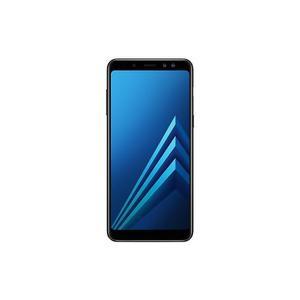 Galaxy A8 (2018) 64 Gb Dual Sim - Schwarz - Ohne Vertrag