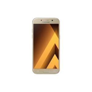 Galaxy A7 (2017) 32 GB - Dourado Sunrise - Desbloqueado
