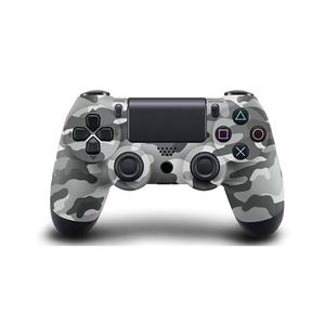 Manette PlayStation 4 / Playstation 3 Hobby Tech - Camouflage Gris