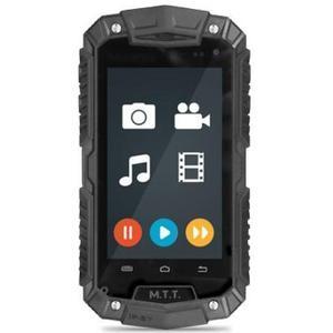 M.T.T. Smart Robust 8GB Dual Sim - Zwart - Simlockvrij