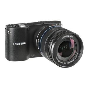 Hybridikamera  NX 1100 Musta + Objektiivi  18-55 mm f/3.5-5.6 OIS