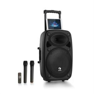 Enceinte  Bluetooth Auna Streetstar 12 Noir