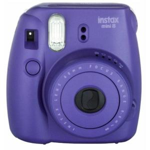Cámara instantánea Fujifilm Instax Mini 8 Grape