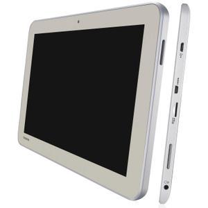 """Toshiba Ecnore 2 (Toukokuu 2014) 10,1"""" 32GB - WiFi - Hopea - Ilman Sim-Korttipaikkaa"""