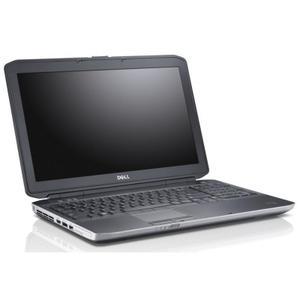 """Dell Latitude E5530 15"""" (2016) - Core i5-3340M - 4GB - HDD 320 Gb AZERTY - Γαλλικό"""