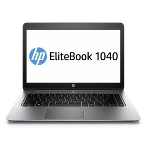 """HP EliteBook Folio 1040 G1 14"""" Core i5 1,9 GHz  - SSD 128 Go - 8 Go AZERTY - Français"""