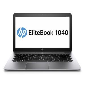 "HP EliteBook Folio 1040 G1 14"" Core i5 1,9 GHz  - SSD 128 GB - 8GB AZERTY - Frans"