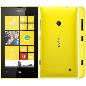 Nokia Lumia 520 8 Gb   - Gelb - Ohne Vertrag