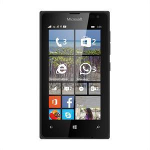 Microsoft Lumia 435 8 Gb   - Schwarz - Ohne Vertrag