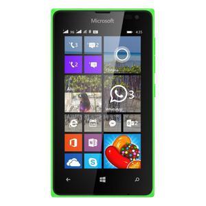 Microsoft Lumia 435 - Grün- Ohne Vertrag