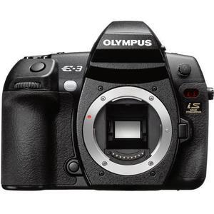Reflex Olympus E-3 Alleen Body - Zwart