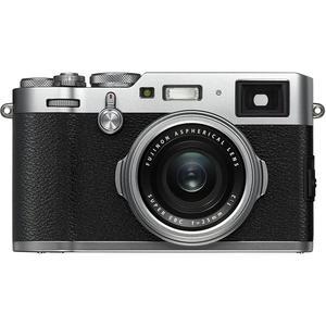 Fujifilm FinePix X100F Compact 24 - Black/Silver