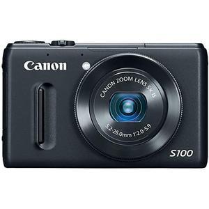 Compact - Canon PowerShot S100 - Noir