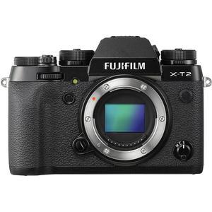 Cámara Híbrida - Fujifilm X-T2 - Negro - Sin Objetivo
