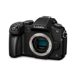 Panasonic Lumix DMC-G81 Hybrid 16Mpx - Black