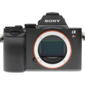 Hybride - Sony Alpha 7R Boitier nu - Noir
