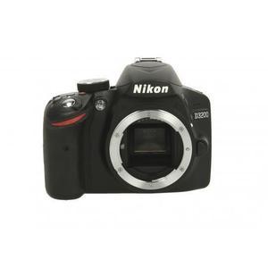 Reflex - Nikon D3200 Boitier nu - Noir