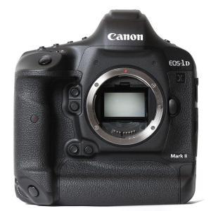 Cámara Reflex - Canon EOS 1D X Mark II - Negro - Sin Objetivo
