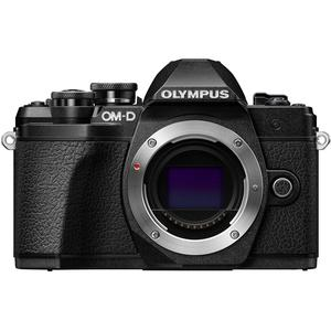 Hybrid Olympus OM-D E-M10 Mark III  - Black