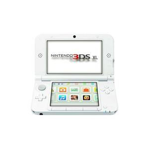 Consola Nintendo 3DS XL 4 GB - Blanco