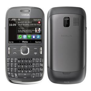 Nokia Asha 302 - Gris- Débloqué