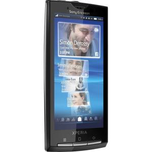 Xperia X10 1GB - Zwart - Simlockvrij