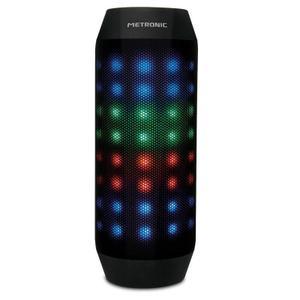 Enceinte  Bluetooth Metronic 477068 Noir