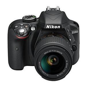 Spiegelreflexkamera Nikon D7000 Schwarz + Objektiv Nikon AF-P DX Nikkor 18-55 mm f/3.5-5.6G VR