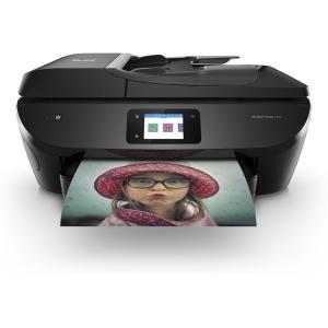 Multifunktionstintenstrahldrucker HP Envy 7830 - Schwarz