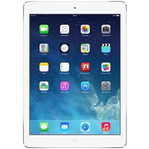 "iPad Air (2013) 9,7"" 16GB - WiFi - Zilver - Zonder Sim-Slot"