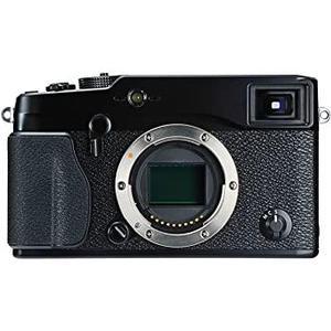 Hybride camera Fujifilm X-Pro 1 alleen behuizing - Zwart