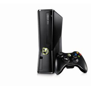 Console Microsoft Xbox 360 Slim 250GB + Controller + Kinect + Forza 4 - Zwart