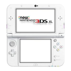 Console Nintendo New 3DS XL - Perle  Blanc