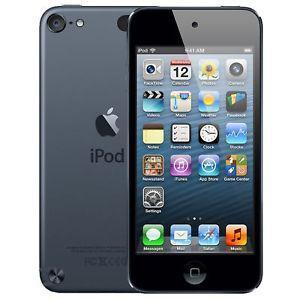 MP3-player & MP4 64GB iPod Touch 5 - Space Grau