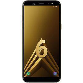 Galaxy A6 32 Gb - Dorado - Libre