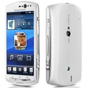 Sony Xperia Neo V - Valkoinen- Lukitsematon