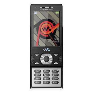 Sony Ericsson W995 - Noir- Débloqué