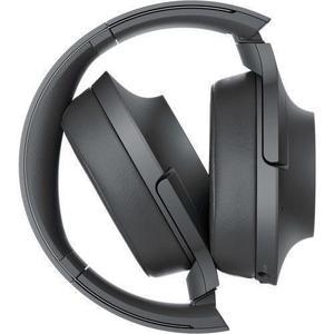 Casque Réducteur de Bruit Gaming Bluetooth avec Micro Sony WH-H800 H.ear on 2 Mini - Gris