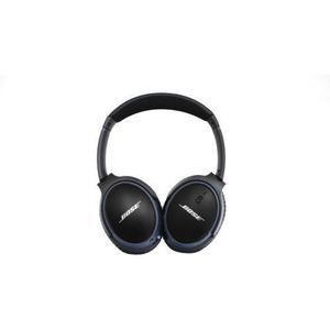 Kopfhörer Rauschunterdrückung Bluetooth mit Mikrophon Bose SoundLink AE - Schwarz