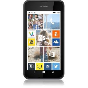 Nokia Lumia 530 4 Go - Noir - Débloqué