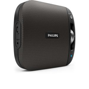 Philips BT2600B/00 Speaker Bluetooth - Musta