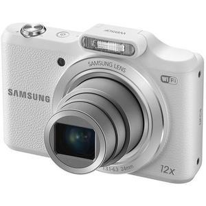 Compactcamera  WB50F - Wit + lens  24-288 mm f/3.1-6.3
