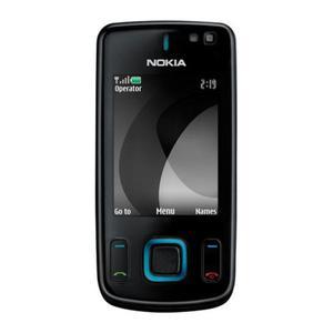 Nokia 6600 slide - Noir/Bleu- Débloqué