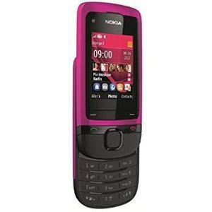 Nokia C2-05 - Roze- Simlockvrij