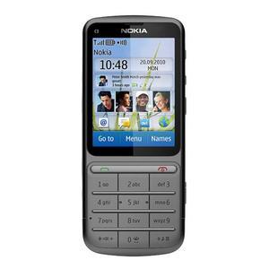 Nokia C3-01 - Grau- Ohne Vertrag