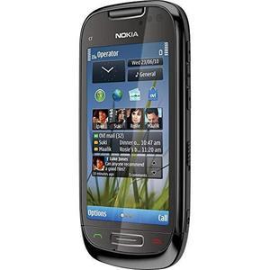 Nokia C7-00 - Zwart - Simlockvrij