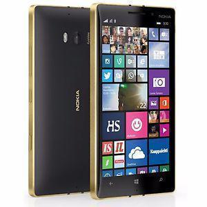 Nokia Lumia 930 32 GB - Gold - Unlocked